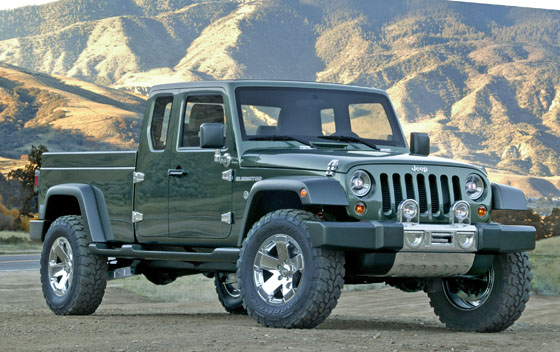 Jeep Gladiator II