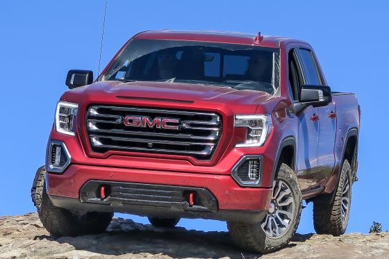 We Hit the Trail in a 2019 GMC Sierra 1500 AT4 - PickupTrucks com News