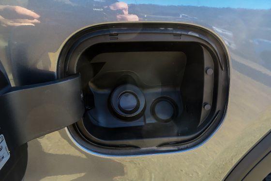 2019 GMC Sierra 1500 AT4 Fuel Filler