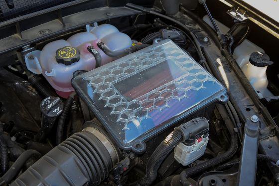 2019 GMC Sierra 1500 AT4 Engine