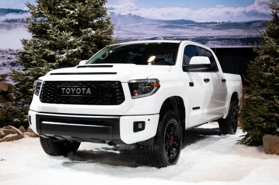 2020 Toyota Tundra Gets Light Refresh and Upgrades
