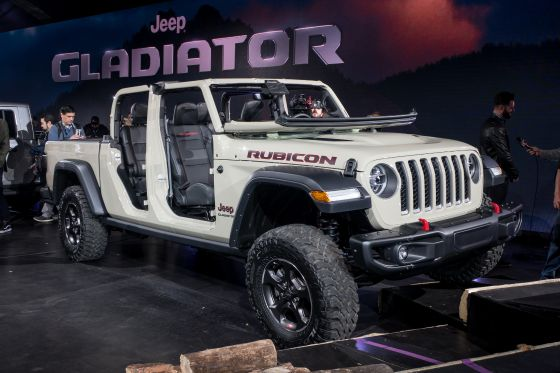 5 Fixes For The 2020 Jeep Gladiator Pickuptrucks Com News