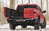 Surprise: 2019 Ram 1500s Get New Split Tailgate