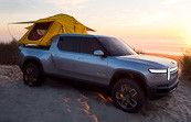 Rivian Will Show Adventure Electric Pickup at L.A. Auto Show