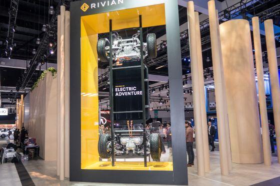 Rivian R1T Electric Pickup Truck