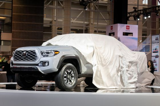 5 Fixes for the 2020 Toyota Tacoma - PickupTrucks com News