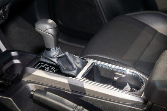 2020 Toyota Tacoma Gear Selector