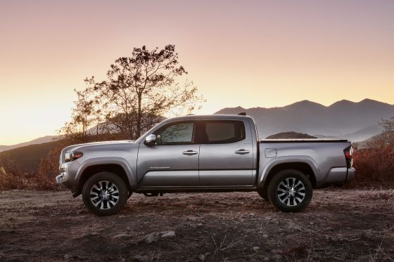 2020 Toyota Tacoma: 'Mild Refresh' Overstates the Changes ...