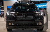 2019 Honda Ridgeline Nabs Top NHTSA Safety Rating